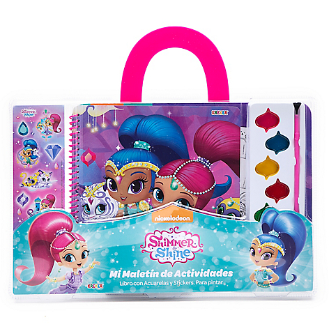 Mi Maletín  Shimmer and Shine