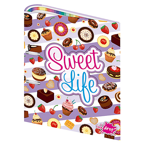 Carpeta Sweet life