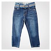 Jean con cinturón