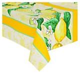 Mantel limones 180 x 270 cm