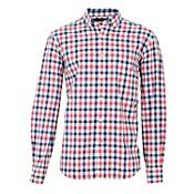 Camisa cuadrillé