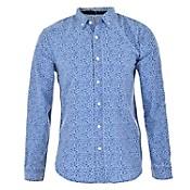 Camisa floreada