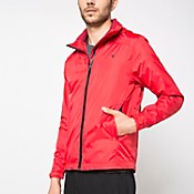 Campera rompeviento fitness