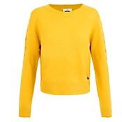 Sweater con arandelas