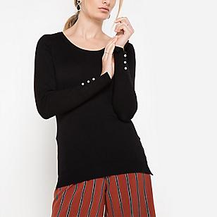 Sweater con bolsillito