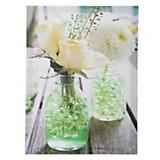 Cuadro flores 30 x 30 cm