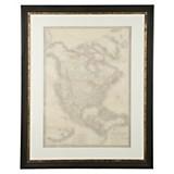 Cuadro mapa 120 x 91 cm