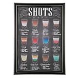 Cuadro Shots 50 x 70 cm
