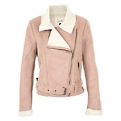Campera diagonal