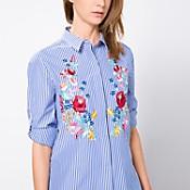 Camisa con bordado