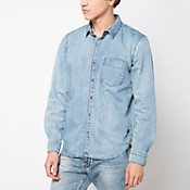 Camisa denim gaviot