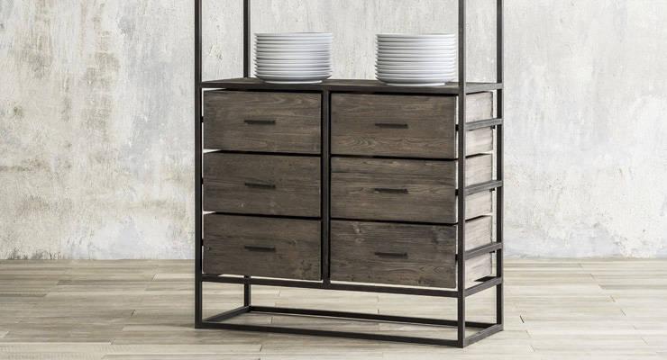 Muebles for Muebles de algarrobo precios