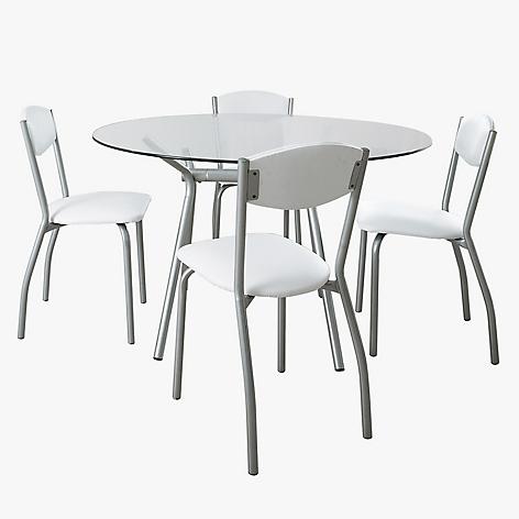 juego de mesa 4 sillas ambienta