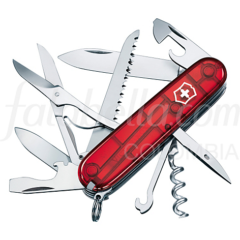 Multiherramienta huntsman ruby