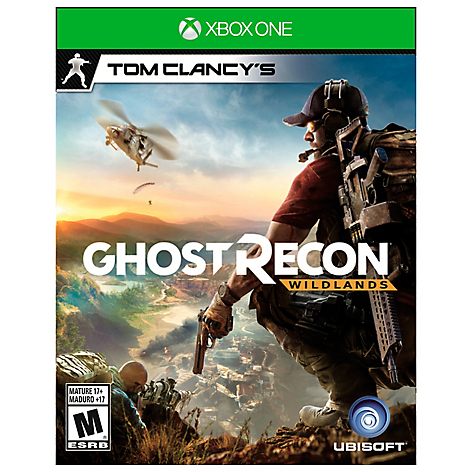 Videojuego Ghost Recon Wildlan Limited E