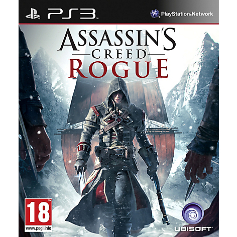 Videojuego Assassins Creed Rogue