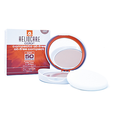Polvos Compactos - Heliocare Oil Free Light