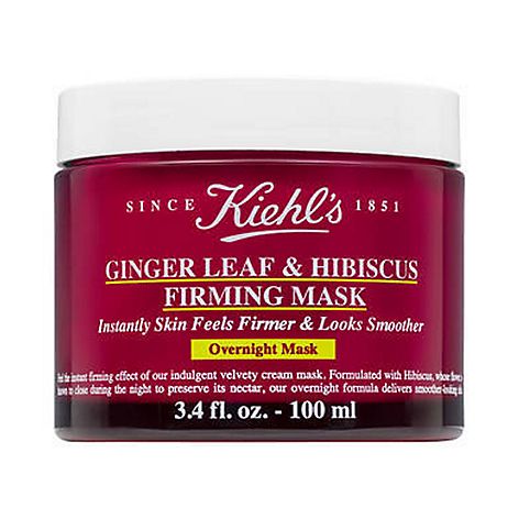 Mascarilla Ginger Leaf & Hibiscus Firming Overnight Mask