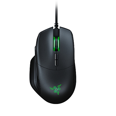 Basilisk - Multi-color FPS Gaming Mouse
