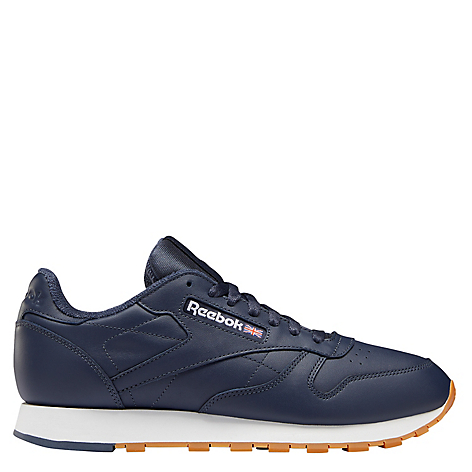 Tenis Running Hombre Cl Leather Mu
