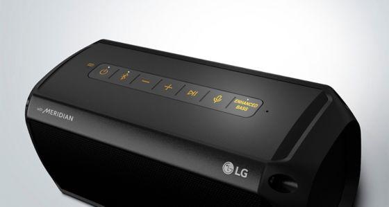 Parlante portatil logra un sonido de calidad