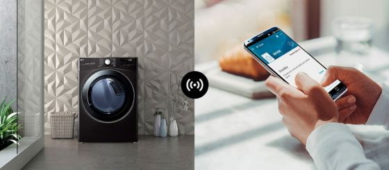 secadora se ha vuelto más inteligente.