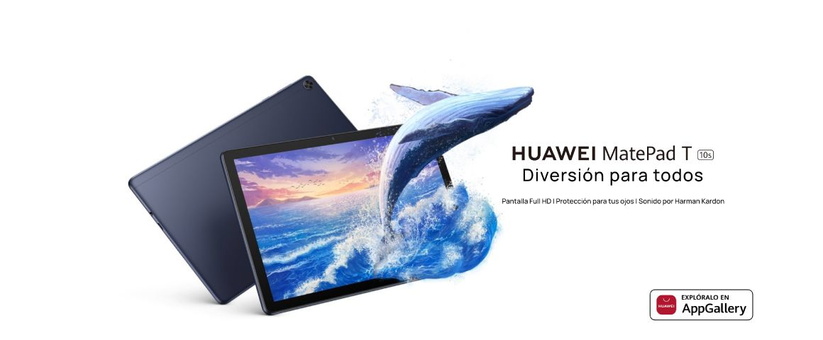 Tablet HUAWEI MatePad T10s