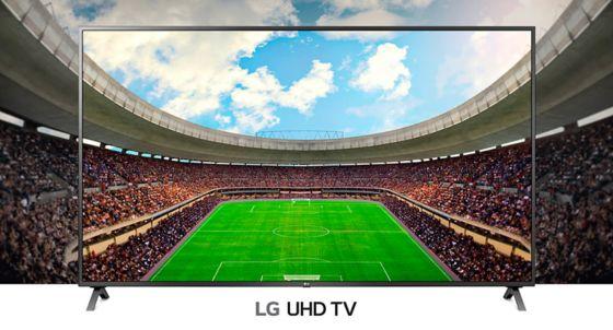 Televiso con resolución de Full HD