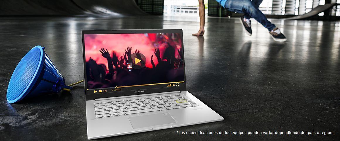 Cierre sección VivoBook M413
