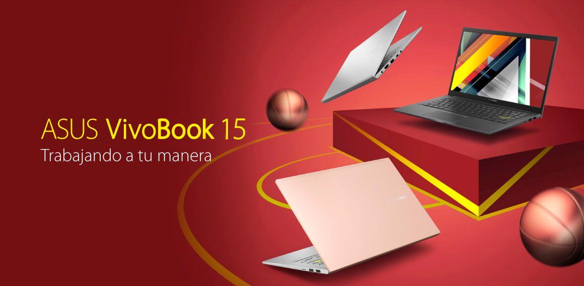 Header VivoBook M513
