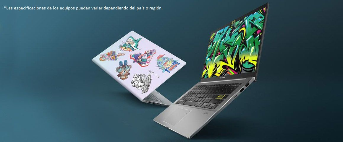 Banner cierre ASUS VivoBook X513