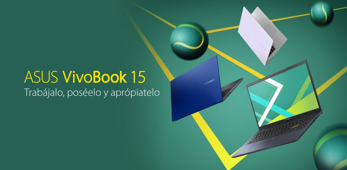 Banner Intro ASUS VivoBook X513