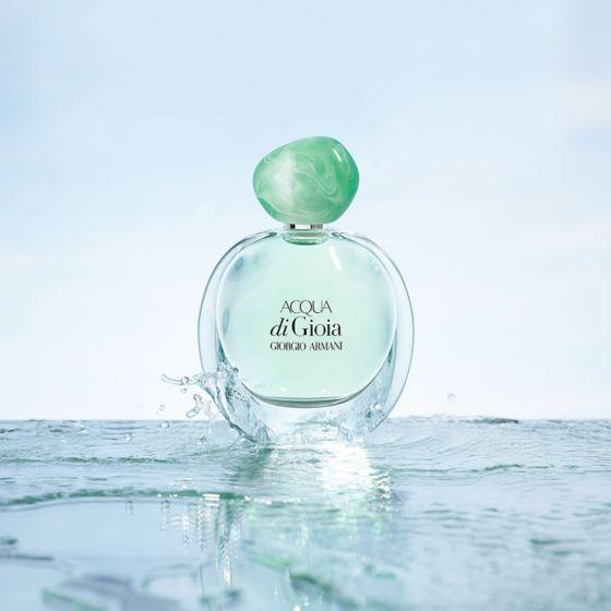 Giorgio Armani, Armani, frangancia, perfume, Emporio Armani, Acqua di Gioia, eau de parfum, eau de toilette,fragancia masculina