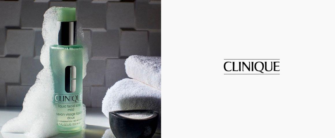 Jabón facial Piel grasa Clinique Cuidado de la piel