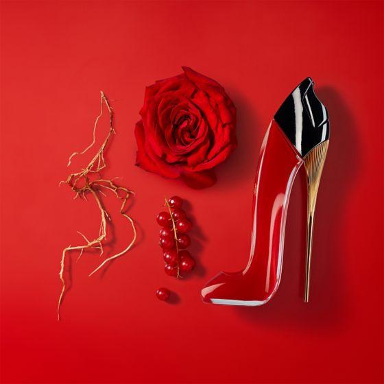 Good Girl, Very Good Girl, Carolina Herrera, Nuevo, Colección, Women, Fabulosa, mujer moderna, rosas, fresca, intrépida, osada, femenina, femenino, fragancia, colonia