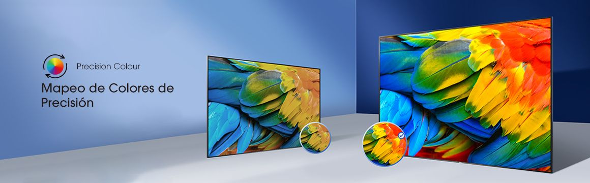 Calidad en la imagen de tu Televisor Hisense UHD