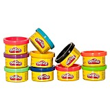 Play Doh Mini x 10 Fiesta Tubo