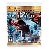 Videojuego Uncharted 2-Among Thieves