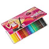 Lata Colores 36 Pzas 23016-B Barbie
