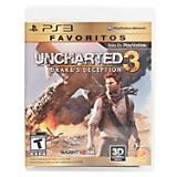 Videojuego Favorito Uncharted 3: Drake's Deception