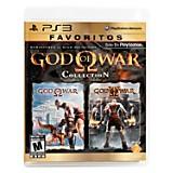 Videojuego Favorito God Of War 1 y 2