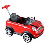 Push Car Minicooper Red