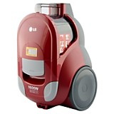 Aspiradora 1600W / VC2216R Roja