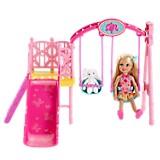Barbie Hermanas Chelsea en el Parque