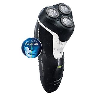 Afeitadora AquaTouch AT610