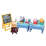 Peppa Pig Set Salón De Clases