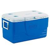 Hielera Azul para 71 latas