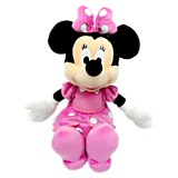 Disney Peluche Minnie Clásico 10