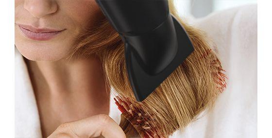 Secador, secador Philips, DryCare Advanced, secador con thermoprotect, secador con termoprotector, secador de cabello, secador potente, secador profesional, secador de pelo, HP8230/00, haircare, secador de pelo, cuidado para el cebello, look profesional