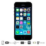 Celular Libre iPhone 5S 16GB Gris | 4G Exclusivo Claro